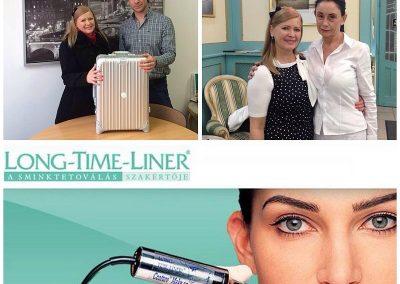 LongTimeLiner sminktetoválógép vásárlása - 2015 márc